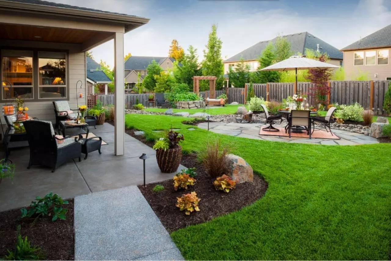 庭院景观设计案例赏析